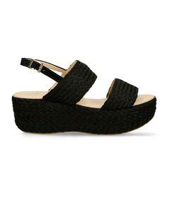 Sandalias-de-plataforma-Negro-Bata-Calossa-Mujer