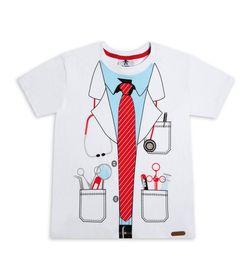 Camiseta-Blanco-Bubblegummers-Clak-Niños