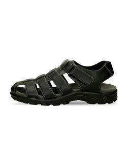 Zapatos-casuales-Negro-Bata-Cyrus-Sandal-Hombre