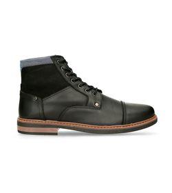 Zapatos-casuales-Negro-Bata-Damocles-Boot-Hombre