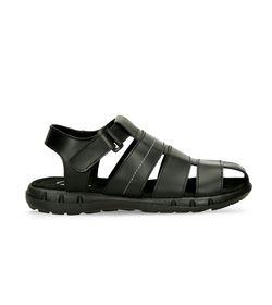 Zapatos-casuales-Negro-Bata-Darby-Sandal-Hombre