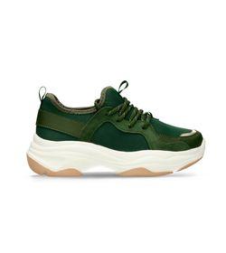 Tenis-deportivos-Verde-Bata-Esmeralda-Mujer