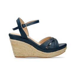 Sandalias-de-plataforma-Azul-Bata-Estrella-Mujer