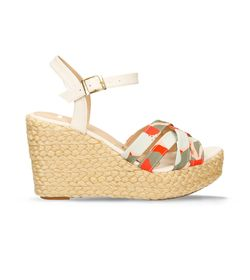 Sandalias-de-plataforma-Blanco-Bata-Ewany-Mujer