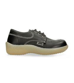 Zapatillas-escolares-Negro-Bubblegummers-Gufi-Escolar