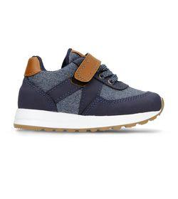 Zapatos-casuales-Azul-Bubblegummers-Johar-Niños