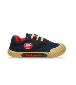 Zapatos-casuales-Azul-Bubblegummers-Kart-Niños