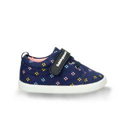 Zapatos-casuales-Azul-Bubblegummers-Khadidja-Niños