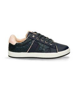 Zapatos-casuales-Azul-Bubblegummers-Kiki-Niños