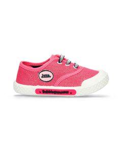 Zapatos-casuales-Fucsia-Bubblegummers-Kimbra-Niños