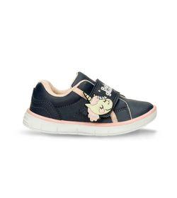 Zapatos-casuales-Azul-Bubblegummers-Kora-Niños
