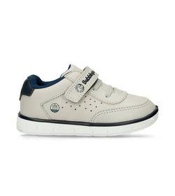 Zapatos-casuales-Gris-Bubblegummers-Lin-Niños