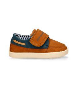 Zapatos-casuales-Camel-Bubblegummers-Linny-Niños