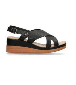 Sandalias-de-plataforma-Negro-Bata-Comfit-Witre-R-Mujer