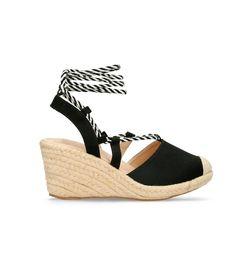 Sandalias-de-plataforma-Negro-Bata-Yerba-Mujer