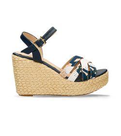 Sandalias-De-Plataforma-Azul-Bata-Ewany-Mujer