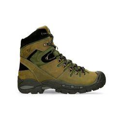 Zapatos-casuales-Verde-Bata-Darwin-Boot-Hombre