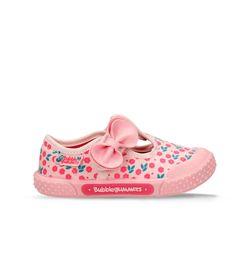 Zapatos-Casuales-Rojo-Bubblegummers-Lila-Niños