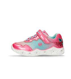 Zapatos-casuales-Rosado-Bubblegummers-Lea-Niños
