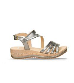 Sandalias-de-plataforma-Gris-Bata-Gudula-Mujer