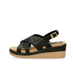Sandalias-de-plataforma-Negro-Bata-Xilurte-R-Mujer