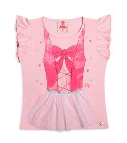 Camiseta-Rosado-Bubblegummers-Cifrut-Niñas