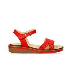Sandalias-de--plataforma-Rojo-Bata-Gregor-Mujer