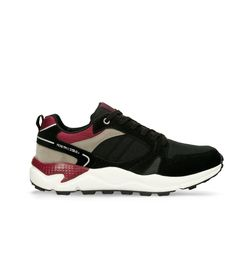 Tenis-casuales-Negro-North-Star-Barder-Hombre