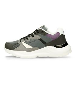 Tenis-casuales-Gris-North-Star-Albiot-Hombre
