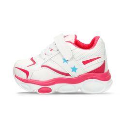 Tenis-casuales-Blanco-Bubblegummers-Marisa-Niña