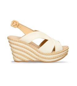 Sandalias-de-plataforma-Beige-Bata-Hasum-Mujer