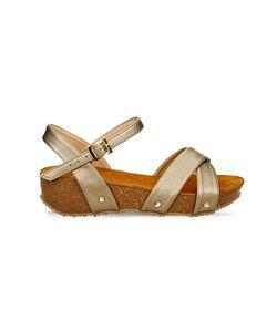 Sandalias-de-plataforma-Gris-Bata-Hastund-Mujer