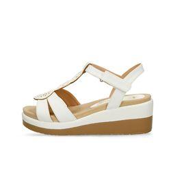 Sandalias-de-plataforma-Blanco-Bata-Hastond-Mujer