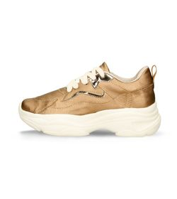 Zapatos-Casuales-Bronce-Bata-Fortunia-Mujer