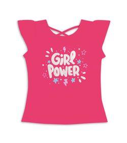 Camiseta-Fucsia-Bubblegummers-Ela-Niña