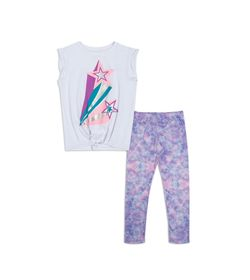 Conjunto-Camiseta-Y-Leggins-Azul-Lila-Bubblegummers-Epifania-Niña