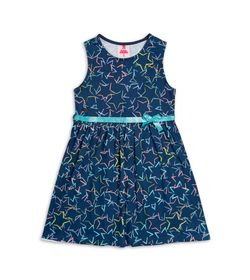 Vestido-Azul-Bubblegummers-Eileen-Niña