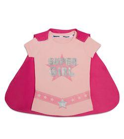 Camiseta-Rosado-Bubblegummers-Elia-Niña-